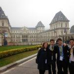 Embaixador das empresas juniores na Europa