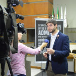 Entrevista para a TV Câmara