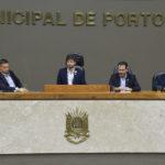 Solenidade de lançamento da FREPED - Frente Parlamentar do Empreendedorismo e da Desburocratização